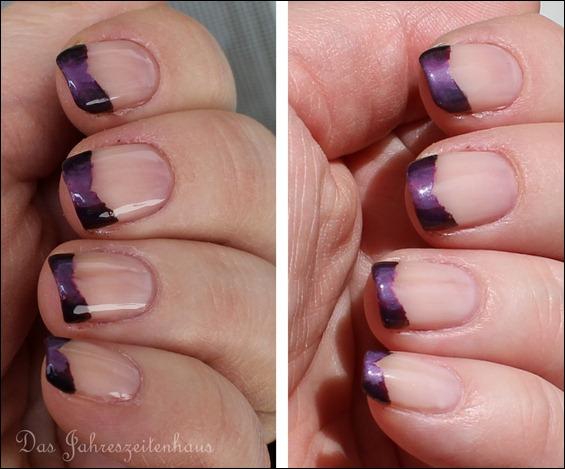 Ombre Fingertips