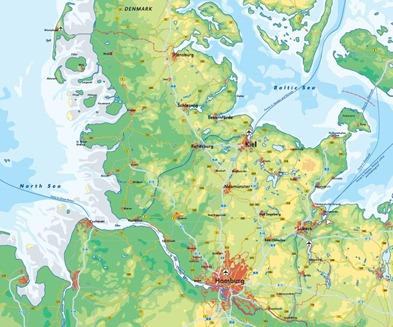 flensburg map