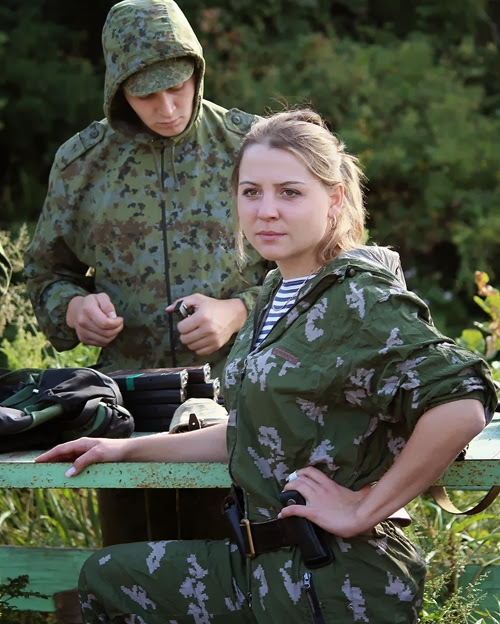 На острове Русском состоялся 3-й открытый чемпионат ТОФ по прикладной стрельбе