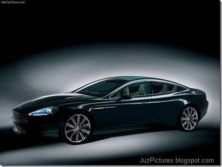 Aston Martin Rapide Concept3
