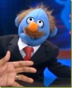 chuck todd muppet