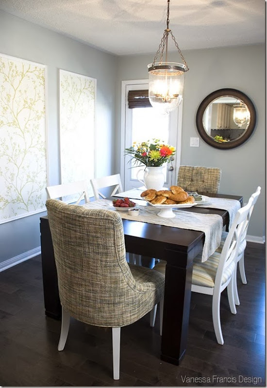 Stylish First Home Part 2 Dining Room