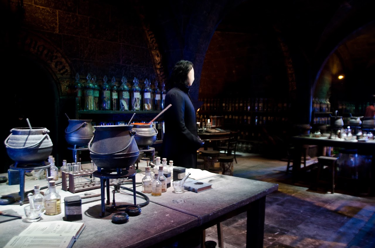 Potions classroom