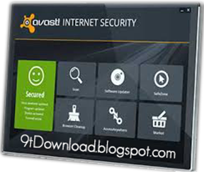 Avast! Internet Security v8.0.1483 9tDownload.blogspot.com.