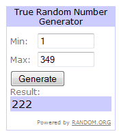 Random Go! Baby Winner