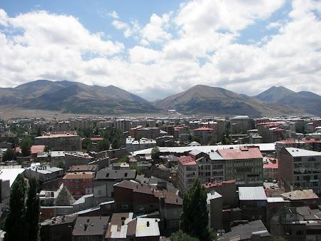Obiective turistice Turcia: vedere Erzurum
