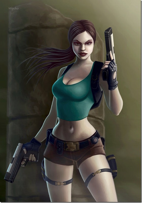 Lara Croft (305)