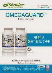 promosi omega guard 5%
