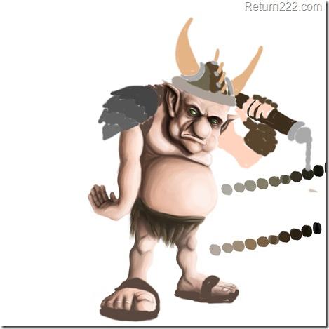 troll 20