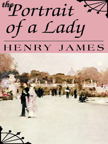 Cover of Henry James's Book The Portrait Of A Lady