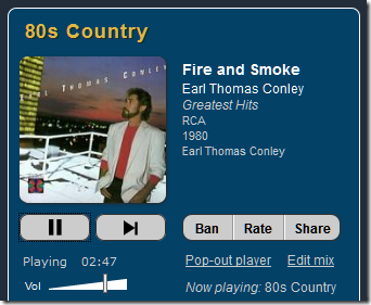 80s Country Play