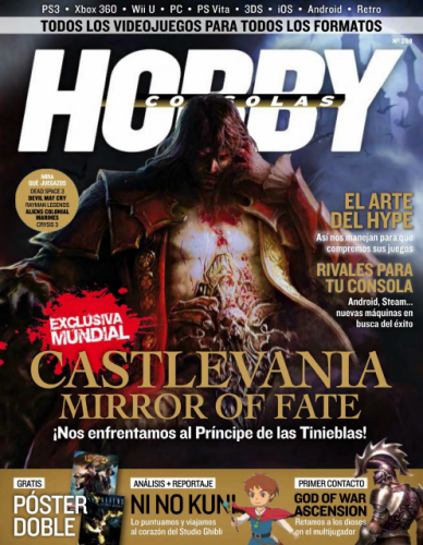 Hobby Consolas 258 Febrero 2013