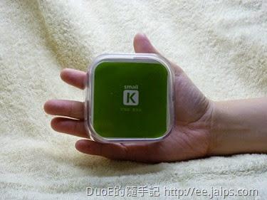 坎坤小K智慧插座體積小