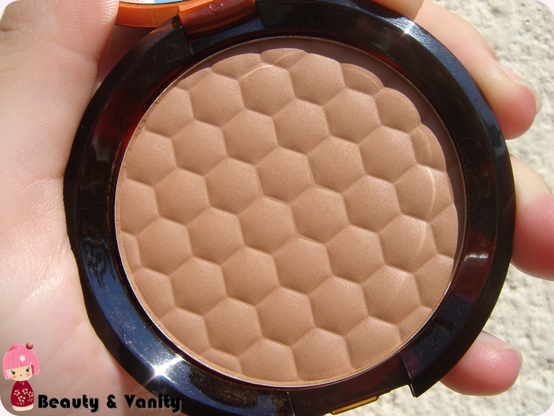 The Body Shop Bronzing Powder #04 Deep Matte