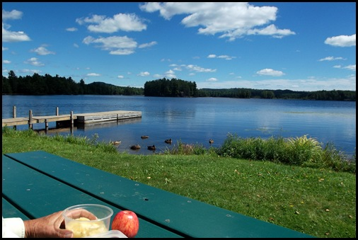 Moxie Falls & Moose Ponds 160