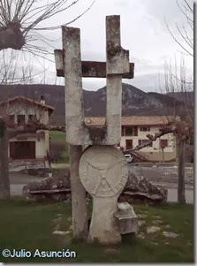 Escultura en Ultzurrun