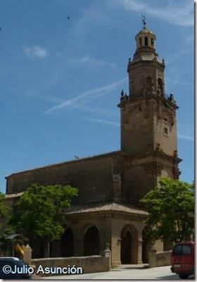 Dicastillo - Iglesia de San Emeterio y San Celedonio