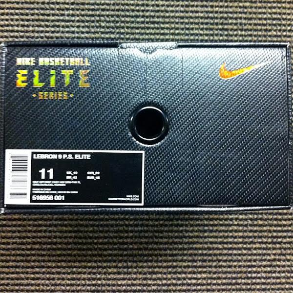 Teaser Nike LeBron 9 PS Elite 8220GreyCandyPink8221