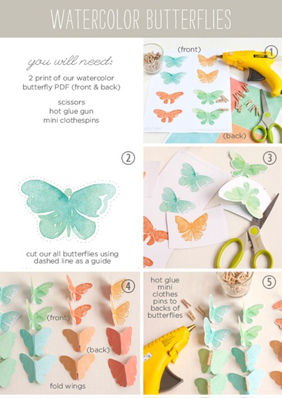 WatercolorButterflyInstructions