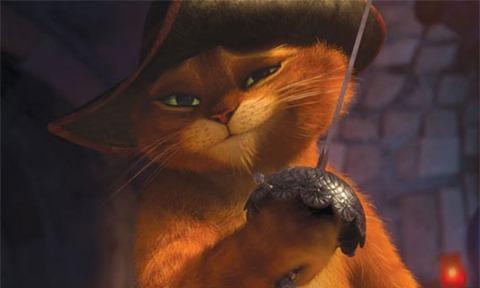 Puss in Boots - Gato de Botas