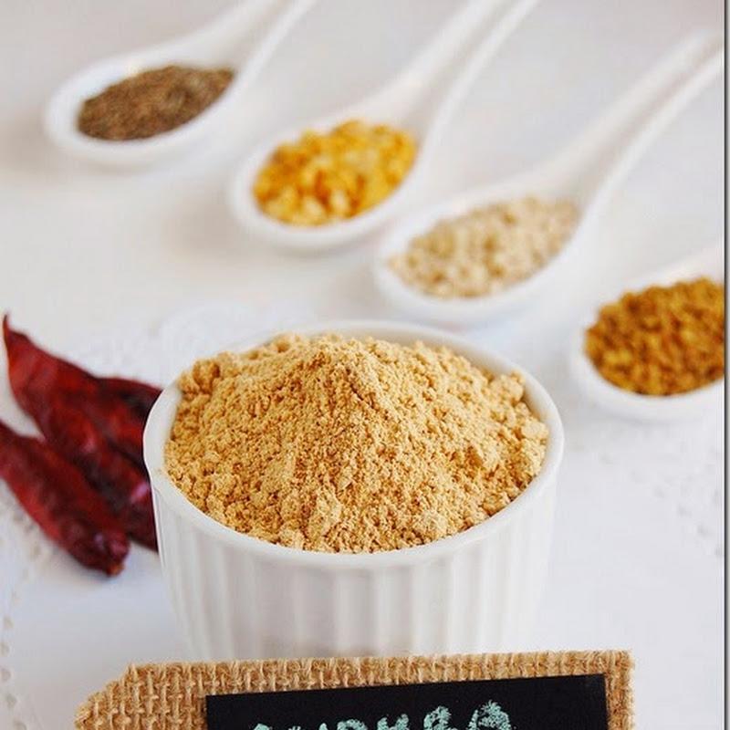 Andhra masala powder