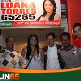 Lançamento do Comitê de Luana Torres