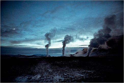 Gateway To Hell – Námaskarð, Iceland