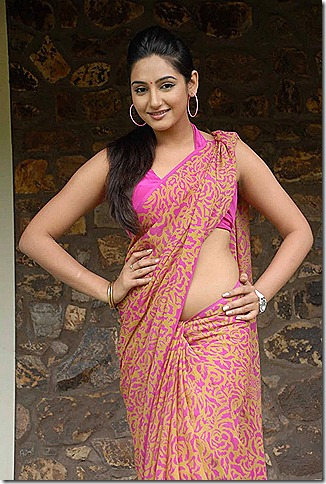 ragini dwivedi hot in saree