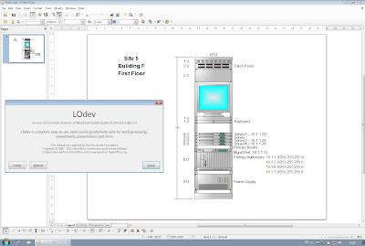 LibreOffice 4.0 - importazione file di Microsoft Visio
