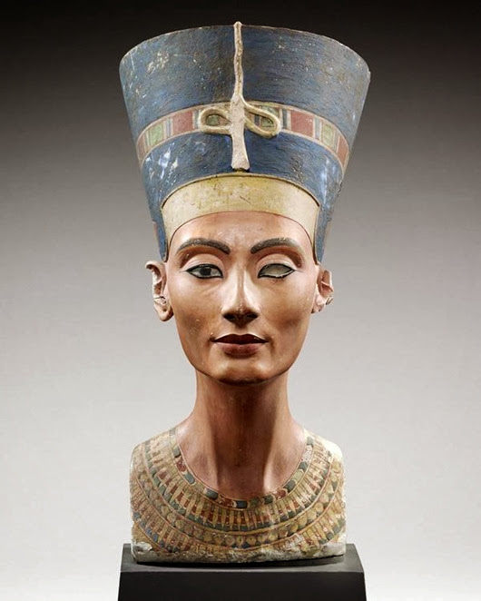 1-Nefertiti-Amarna