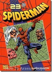 P00024 - Coleccionable Spiderman #23 (de 50)