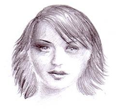 Portret de femeie 1