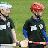 Zac Coughlan and Diarmuid Cahill at Camp Ciaran 2012