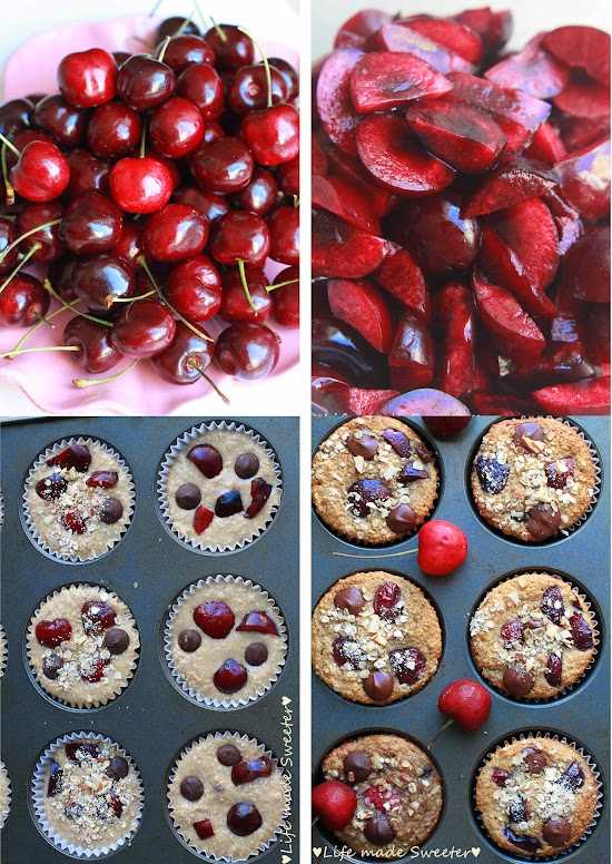 Cherry-Banana-Muffins-with-Dark-Chocolate-Chips-{Healthy-and-GF}-by-Life-Made-Sweeter-3.jpg