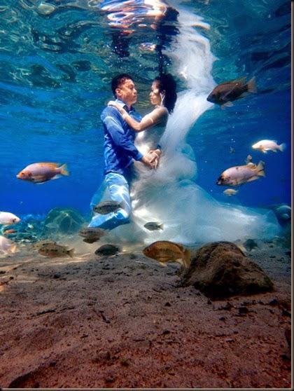 pre wedding umbul ponggok