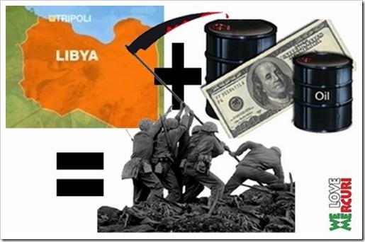 Libia - savalutazione del dollaro, debito pubblico guerra in libia (12)
