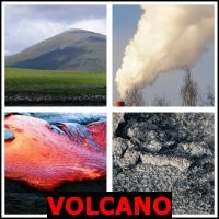 VOLCANO- Whats The Word Answers