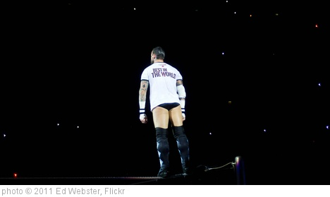 'CM Punk' photo (c) 2011, Ed Webster - license: http://creativecommons.org/licenses/by/2.0/