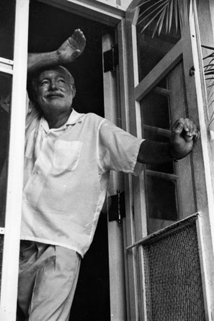Ernest Hemingway  017