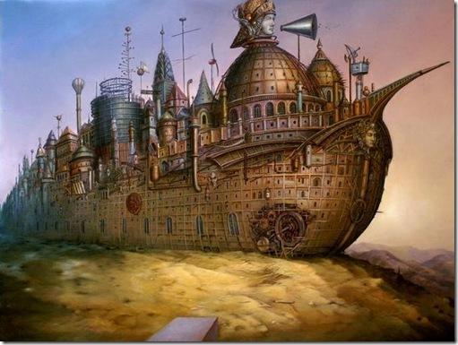 Statek Argonauty