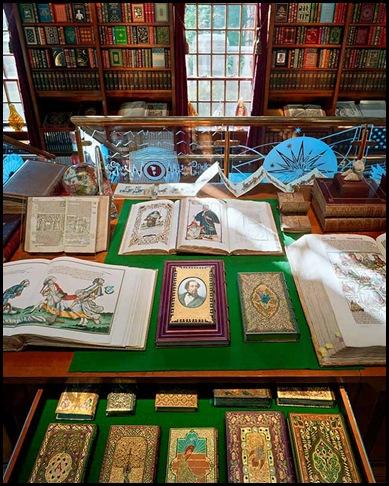 Bibliothèque privée de Jay Walker -2
