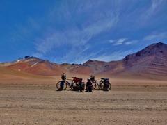 Paso Condor (4700m) in Southwestern Bolivia.