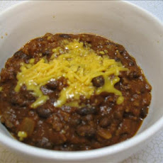 Cipherbabe's Good, Basic Chili