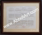 Archival Picture Framing Services in Long Island New York