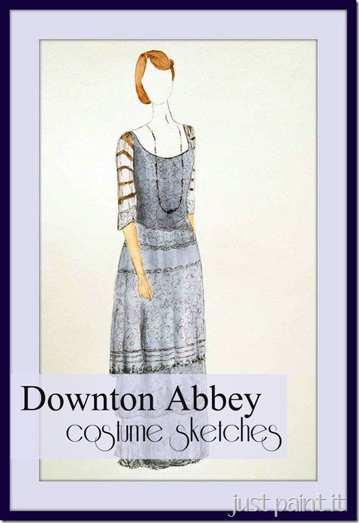 Downton-Abbey-Sketch-31