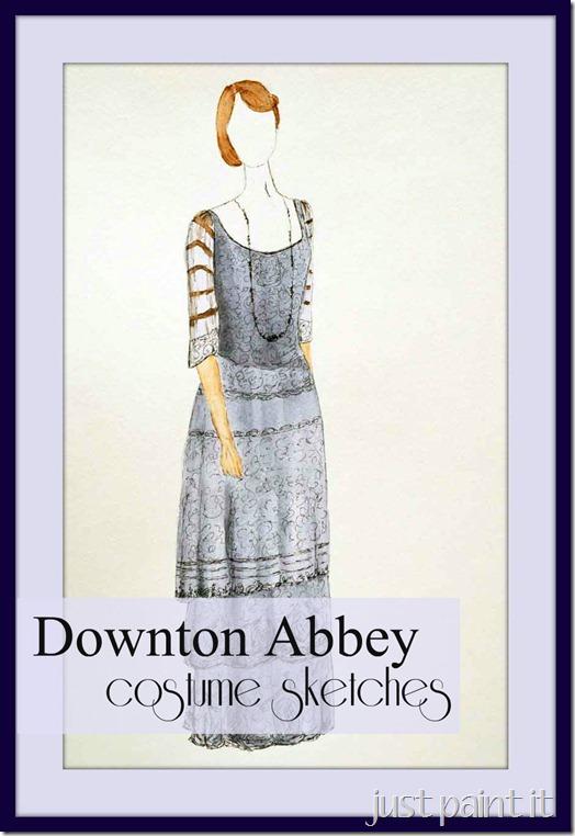 Downton-Abbey-Sketch-31