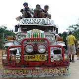 Taal Lake and Jeepneys