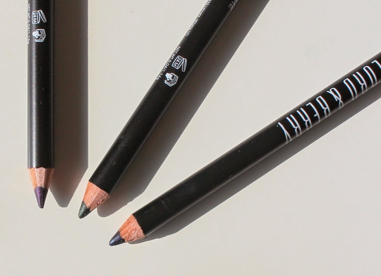 Lord Berry-Supreme-Eyeliner-Smart-Green-Purple-Blue-review-swatches-photos