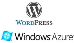 WordPress y Azure