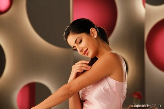 Katrina Kaif Hot Photos of Veet Ad 2